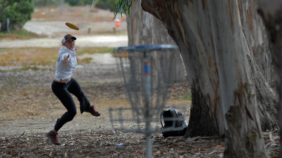 2011 PDGA Pro Worlds in California.