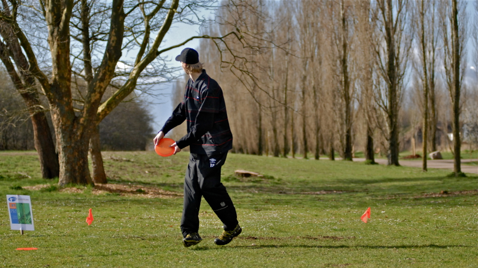 Copenhagen Open 2012. A long and difficult course - in 2013 a PDGA Major tournament.