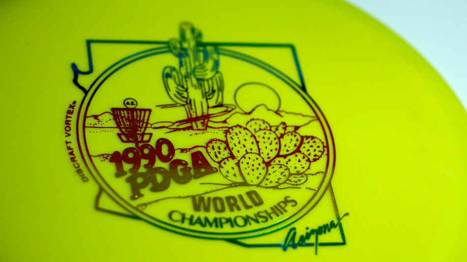 The 1990 PDGA World Championships was the first year Ken Climo won.