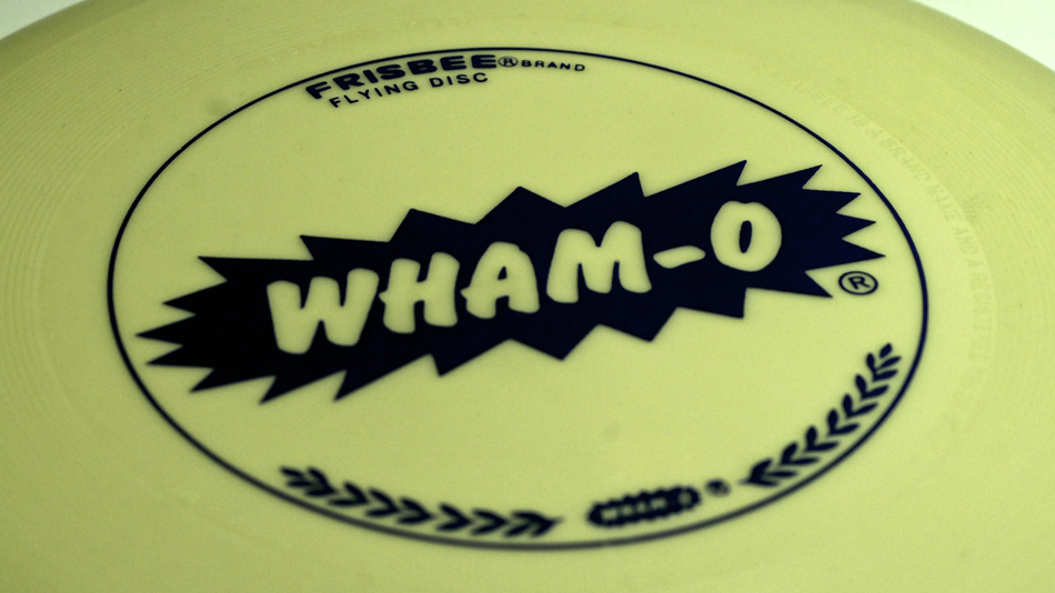 Wham-O. The original brand behind the Frisbee.